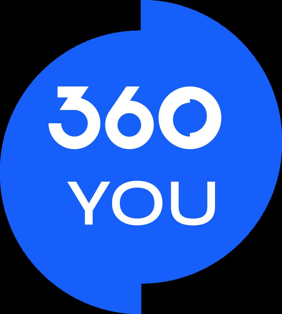 360 YOU blue