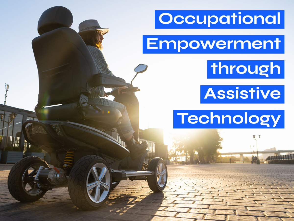 Read more about the article Occupational empowerment through Assistive Technology