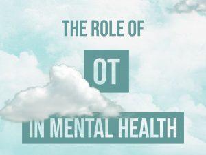 OT week menta health blog cover