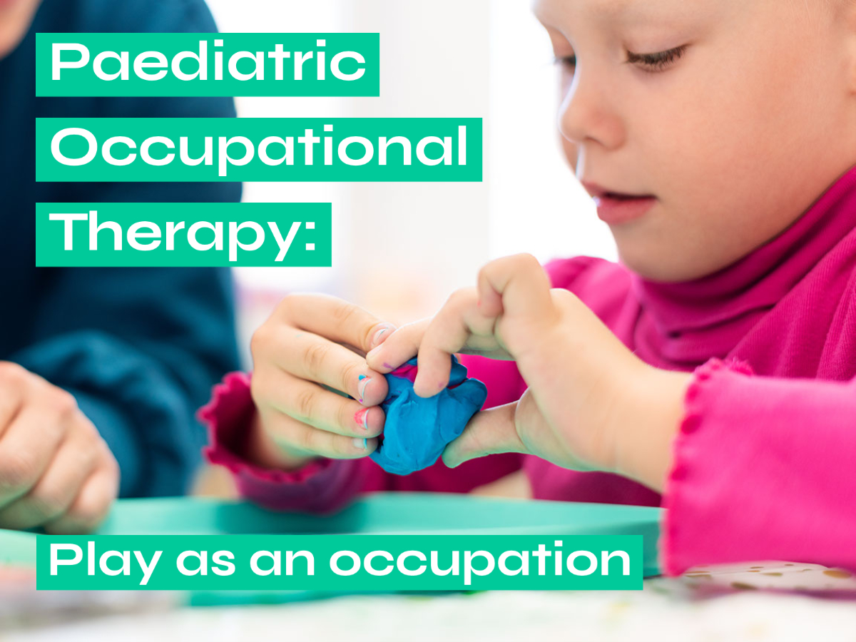 Read more about the article Paediatric Occupational Therapy – Play as an occupation