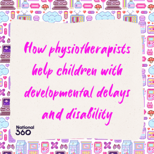 Read more about the article Physiotherapy helping children with developmental delays and disability to join in at school