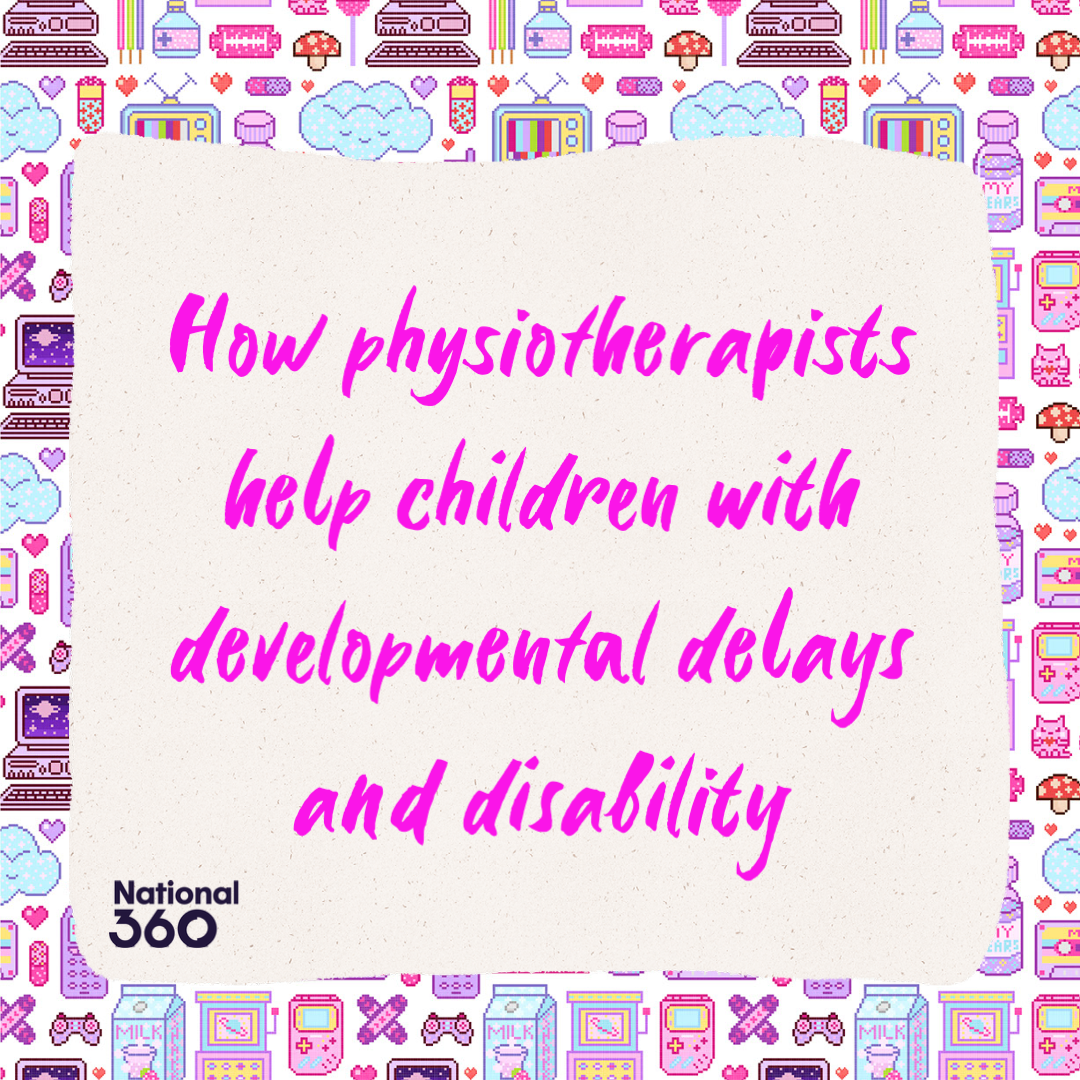 You are currently viewing Physiotherapy helping children with developmental delays and disability to join in at school