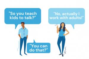 Adult Speech Pathology