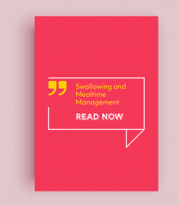 Read more about the article Swallowing & Mealtime Management